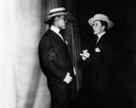 Joe Louis and Frank Sinatra