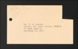Committee, Program, and Conference Files. National Consultation on YMCA Interracial Work: Reports and Correspondence, undated and 1954. (Box 4, Folder 4)