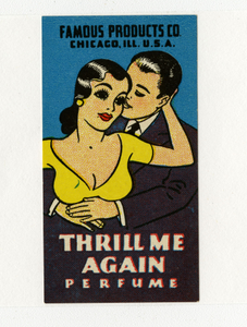 African American Cosmetic and Food Label Collection