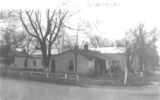 Corner of North First Street and Walnut Missouri, Columbia. Black Community Photographs, c. 1958-1963 C3902