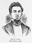 John T. Costin, Grand Master, 1849; District of Columbia