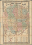 G. Woolworth Colton's map of the country 500 miles around Cairo