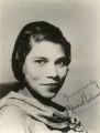Marian Anderson, singer
