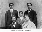 Robert Cicero Pannell and family