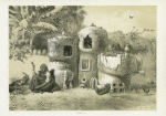 Peasant Dwellings. Upper Egypt