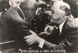 """""""Dr. Carver & Pres. Roosevelt."""""""