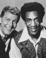 """Dick Van Dyke and Bill Cosby"""
