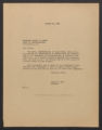 Documents regarding creating an entrance and paving roads at Reedy Creek State Park, 1953-1959