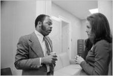 John Lewis and Carol Muldawer