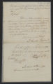 Session of December 1793-January 1794: Joint Committee Reports (Propositions and Grievances), December