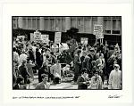 Anti-Vietnam Peace March. San Francisco, CA. 1967
