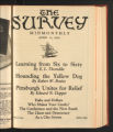 The Survey Midmonthly, (Volume 60, Issue 2)