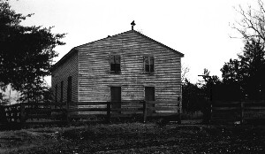 Old Colored church