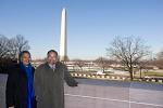 Bunch and Conwill Look at NMAAHC Museum Site