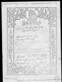 Daniel W. Watson Family Bible Records