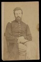 Capt. Jordan J. D. Scoles, 1st Lt., Co. A, 67th U.S.C.I.