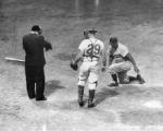 Drama at Home Plate