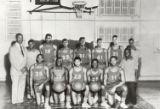 Douglass School Basketball Team Ralph, Beulah, Photograph Collection P0516