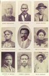 Henry Crittenden. ; Simon Folsom. ; Elijah Butler. ; Mrs. Perkins Stewart. ; Rev. C. L. Perkins. ; Mrs. R. D. Arnold. ; Johnson W. Shoals. ; James G. Shoals. ; Isaac Johnson