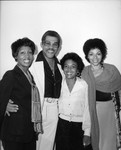 Maxine Waters, David S. Cunningham Jr., and Rosalind Cash, Los Angeles