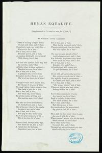 Letter from William Lloyd Garrison, Roxbury, [Mass.], to Caroline Coddington Thayer, Jan. 2, 1877