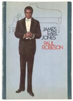 James Earl Jones as Paul Roebson, circa 1975