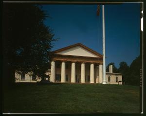 Arlington House, Lee Drive, Arlington National Cemetery, Arlington, Arlington County, VA