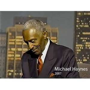 Video recording of interview with Reverend Michael E. Haynes, 2007