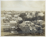 Bird's eye view of Georgetown; Looking South; No. 92