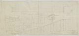 Thumbnail for Cedar Street Toboggan Slide, City of St. Paul, Side Elevation of Chute Framing Supports