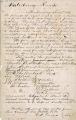 Mukwonago Anti-Slavery Society Constitution, 1847