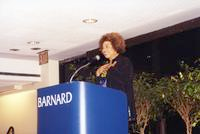 Angela Davis Lecture at Barnard, C2001Academic Departments and Programs
