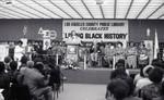 A.C. Bilbrew Library event honoring Delta Sigma Theta, Los Angeles, 1989