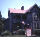 John W. Work III Home, Fisk University, Nashville, Tennessee, 1978 July