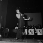 Singer, Los Angeles, 1961