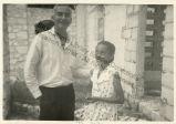 John Pratt and Marie Christine Dunham-Pratt in Haiti