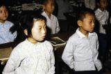 China, school children in classroom