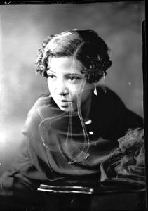 Miss Lois [Mailou] Jones [acetate film photonegative]