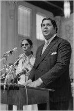 Maynard Jackson's Mayoral Campaign, circa 1973