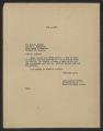 State Supervisor of Elementary Education; Correspondence, Miscellaneous, 1950