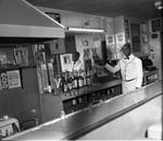 Man in tuxedo, Los Angeles 1955