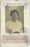 Caltilda Downes: Barbados Passport