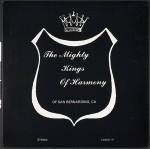 The mighty kings of harmony, 1981