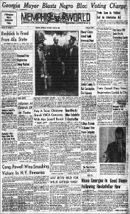 Memphis World, 1960 June 18th