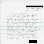 Correspondence between Mayor Kevin White and students from the Charles Mack Elementary School in Sacramento, CA