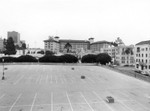Ambassador Hotel, convention wing, facing east