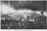 Auditorium - Commencement Day