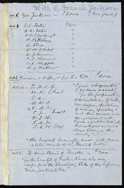 Will of Francis Jackson] [manuscript