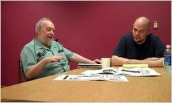 Ken Lawrence oral history interview, 2010-05-27 and 2010-05-28