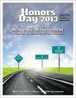 Honors Day Programs (2013)